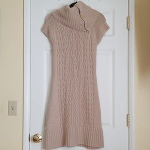 Gap short sleeve sweater dress,/ used